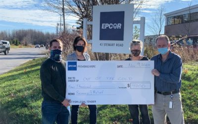 EPCOR staff push company to support homeless shelter study